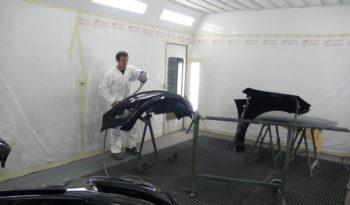 Peinture-carroserie
