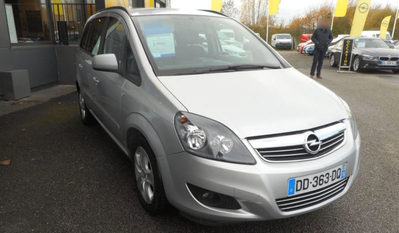 OPEL ZAFIRA 1.7 CDTI 110CH EDITION 7 PLACES full