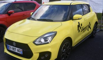 SUZUKI SWIFT SPORT 1.4 BOOSTERJET 5P