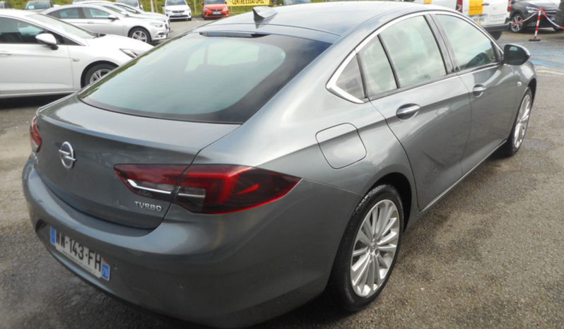 OPEL INSIGNIA GS INNOVATION TURBO 165CH full