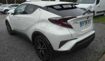HONDA C-HR 122 DISTINCTIVE 2WD BOÎTE AUTO full