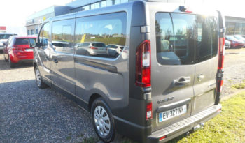 OPEL VIVARO COMBI 9 PLACES PACK CLIM LONG BI-TURBO full