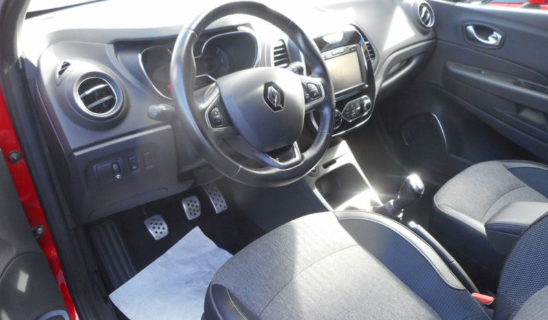 RENAULT CAPTUR ENERGY INTENS TCE 90CH full