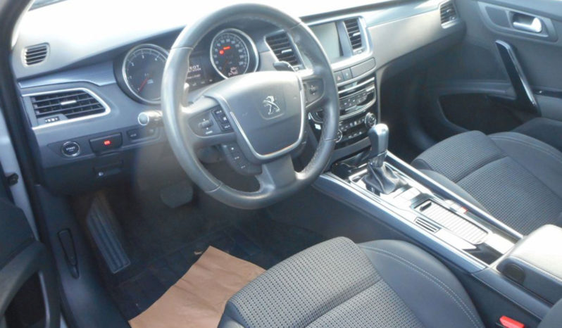 PEUGEOT 508 1.6 BLUE HDI BUSINESS BOÎTE AUTO full