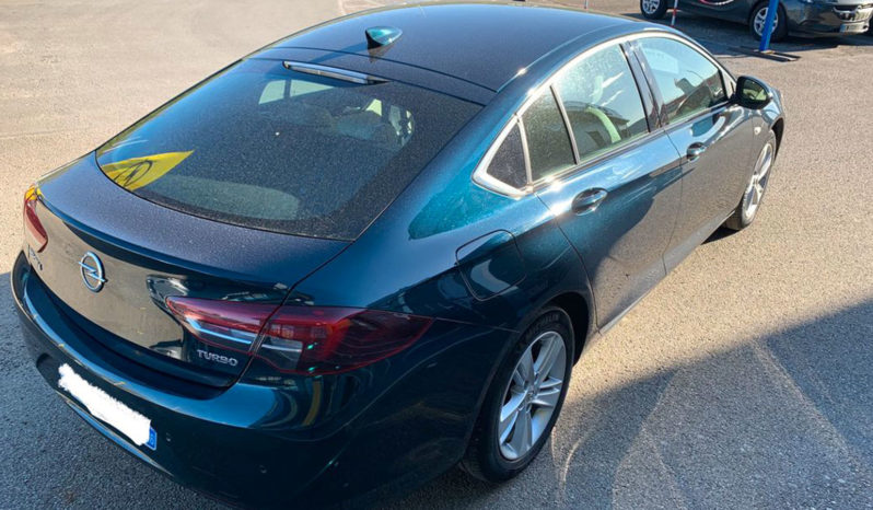 OPEL INSIGNIA GS TURBO 165CH INNOVATION full